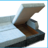 Угловой диван Соня-12А
