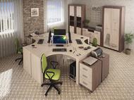 Модульная серия Город 5 офис