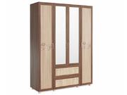 Шкаф четырёхдверный Сальвия
