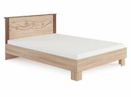 Кровать Сальвия с рисунком 0,8