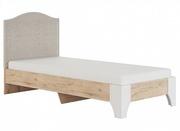 """Кровать с мягкой спинкой""""Флоренция""""0,9"""