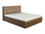 Кровать Оливия с мягкой спинкой 1,8