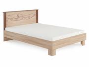 Кровать Сальвия  с рисунком 1,4