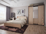 Спальный гарнитур Виктория 2